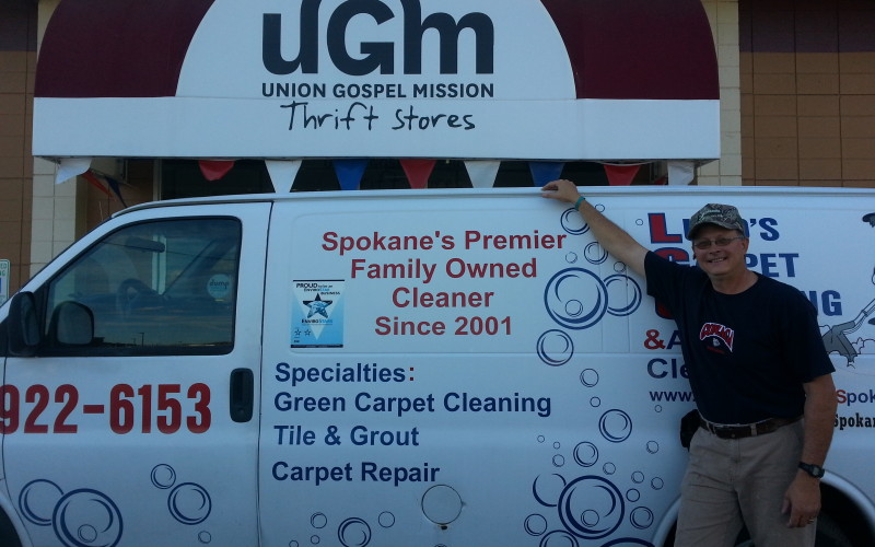 UGM commercial carpet cleaning