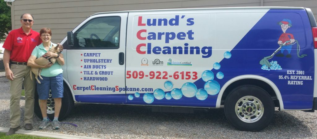 Lund's Carpet Cleaning